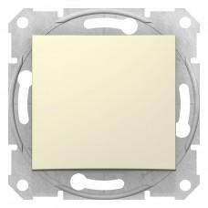 14-1108-02 ЭРА Переключатель промежуточный, 10АХ-250В, IP20, Эра Elegance, сл.кость Б0034258
