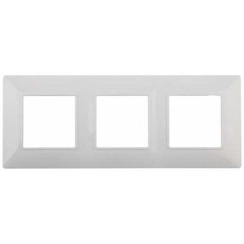 14-5003-01 ЭРА Рамка на 3 поста, Эра Elegance, белый Б0034393