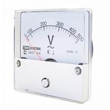 Вольтметр В80ПН 500В-2,5, (без поверки), TDM SQ1102-0240