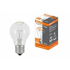 Лампа накаливания общего назначения  Б75 Вт-230 В-Е27 TDM SQ0332-0037