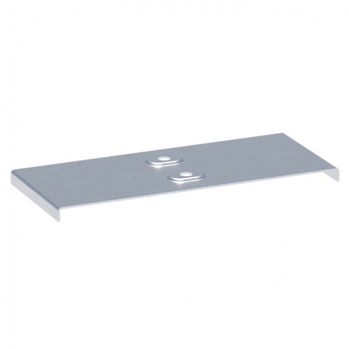 Накладка на крышку соединительная 500мм EKF nk50010