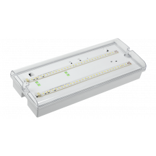 Светильник аварийный ДПА 5042-3, 3 ч, универ, IP65 IEK LDPA0-5042-3-65-K01