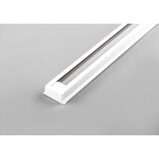 CAB1003 Шинопровод для трековых светильников, белый, 2м, ( в наборе токовод, заглушка, крепление) 10338