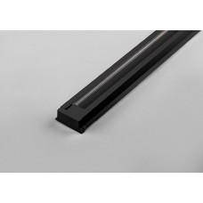 CAB1003 Шинопровод для трековых светильников, черный, 3м, ( в наборе токовод, заглушка, крепление) 10342