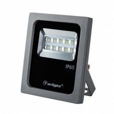 Светодиодный прожектор AR-FLAT-ARCHITECT-10W-220V Day (Grey, 50x70 deg) 024166