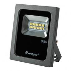 Светодиодный прожектор AR-FLG-FLAT-10W-220V Day 022572