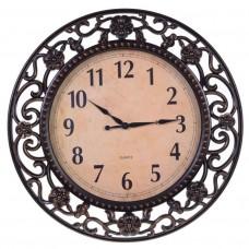 270154 Часы настенные декоративные, L59 W6 H59 см, (1хАА не прилаг.) 270154