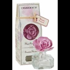 Durance / Диффузор с цветком шиповник- Гранат 100мл/Pomegranate 041275