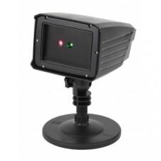 ENIOP-02  ЭРА Проектор Laser Дед Мороз мультирежим 2 цвета, 220V, IP44 Б0041643