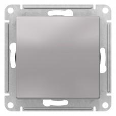 AtlasDesign Алюминий Переключатель перекрестный сх.7, 10АХ, механизм ATN000371