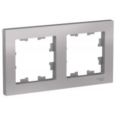 AtlasDesign Алюминий Рамка 2-ая, универсальная ATN000302