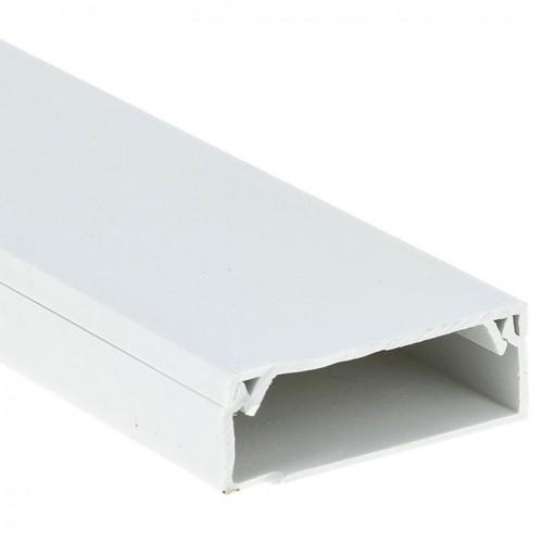 Канал кабельный (100х40) (8м.) Plast EKF PROxima kk-100-40
