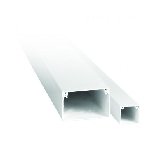 Канал кабельный (80х60) (24м.) EKF Basic kk-80-60-basic