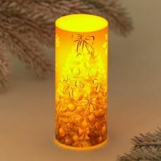 Свеча светодиодная восковая «Ёлка» 4131602