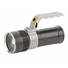 PA-804  ЭРА Фонарь-прожектор  алюминиевый Эра [5Вт, рег фокус, литий 2,5Ач, коробка] Б0039628