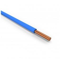 Провод ПуВ 1*6,0 синий KKZ40-00003579