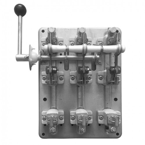 Разъединитель РПБ-2 250А левый привод, без ППН EKF PROxima rpb-250l