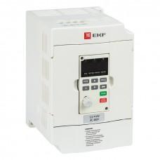 Преобразователь частоты 4/5,5 кВт 3х400В VECTOR-75 EKF Basic VT75-4R0-3B