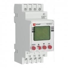 Таймер электронный ТЭ-80 24-230В EKF PROxima te-80-24