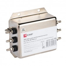 ЭМС-фильтры для преобразователя частоты 5,5-7,5 кВт vector-emi-7R5