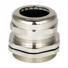 Сальник металлический MGM19 IP68 d проводника 6-10 мм. PROxima plc-mgm-19