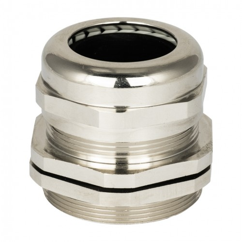 Сальник металлический MGM22 IP68 d проводника 10-14 мм. PROxima plc-mgm-22