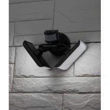 ERAFS020-42 Фасадный светильник с двумя световыми панелями c выносной солн. бат., 2х50 LED, 600l Б0044490
