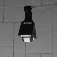 ERAFS024-05 Подвесной светильник с датчиком движения, на солнечной батарее, 16LED, 50lm (24/432) Б0044245
