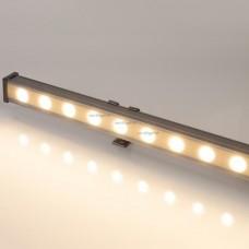 Светодиодный прожектор AR-LINE-1000M-24W-220V Warm (Grey, 30 deg) 024303