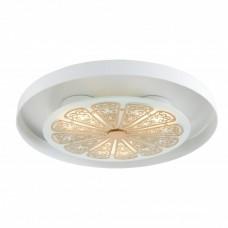 2602-3C, потолочный светильник, D300*H60, 3*LED*4W, 404LM, 3000K, included 2602-3C