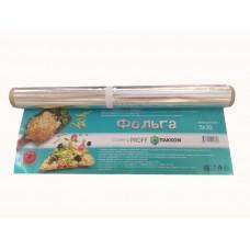 Фольга алюминиевая пищевая Эконом 30см*5м (36) этикетка 2355