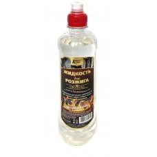 Жидкость для розжига 0,5л КРИСТАЛЛ - ЧИСТЫЙ ПАРАФИН ДС-228 ДС-228