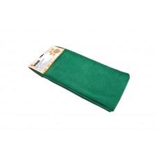 Тряпка для пола из микрофибры M-02F-XXL, цвет: зеленый, размер 80*100 см 310265