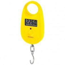 Безмен электронный ENERGY BEZ-150 желтый 25 кг 011634