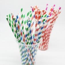 Трубочки бумажные BTK062