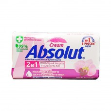 6120 Absolut Cream 2в1 мыло 90гр Дикая орхидея 27788