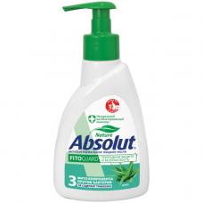 5056 Absolut Nature FitoGuard жидкое мыло 250гр Ромашка 27738