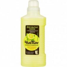 3185 Чистин Ср-во универсальное д/мытья полов 1000г Сочный лимон 31325