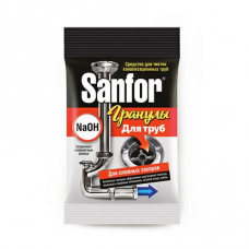 6586 Sanfor гранулы д/труб 90г 30999