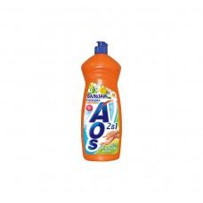 Средство для мытья посуды AOS Бальзам 0,450 л  20шт=1пак 1127833