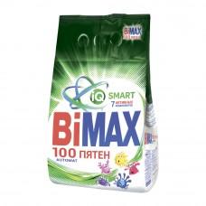 Стир. порошок BIMAX 100 пятен Автомат   Compact 3кг 4шт=1пак 1127840
