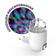 Светильник розеточный с фиксированной проекцией
