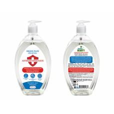 ORGANIC BEAUTY Антибактериальное жидкое мыло Sensitive, 500 мл 364