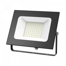 Прожектор светодиодный Gauss Elementary 100W 6600lm IP65 6500К черный ПРОМО 1/10 613100100P